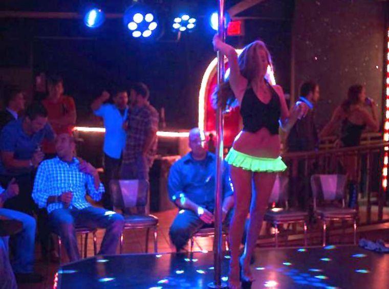 Byob strip club