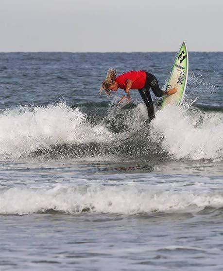 Ventnor's McClain wins Belmar Pro surfing title