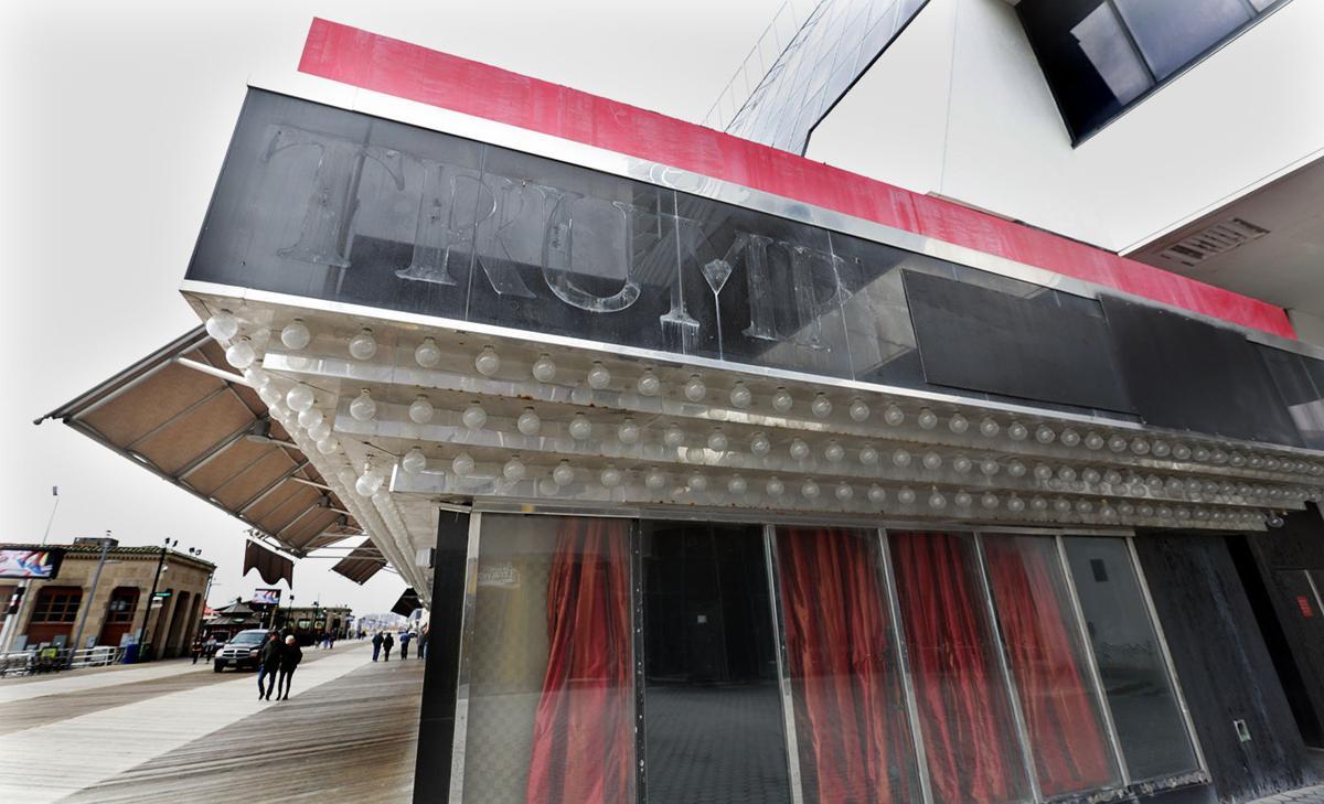 Trump Plaza to be razed