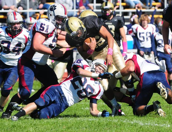 High school football lineup: Middle Township must get past Buena to clinch playoff spot