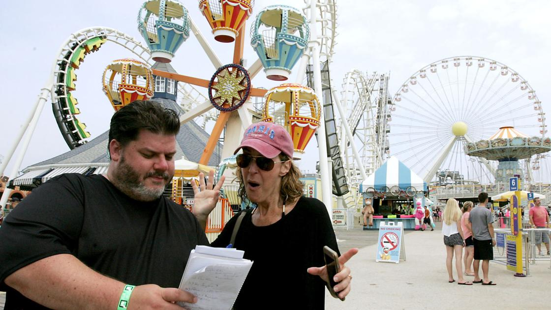 50 things to do at Morey's Piers during their 50th anniversary summer