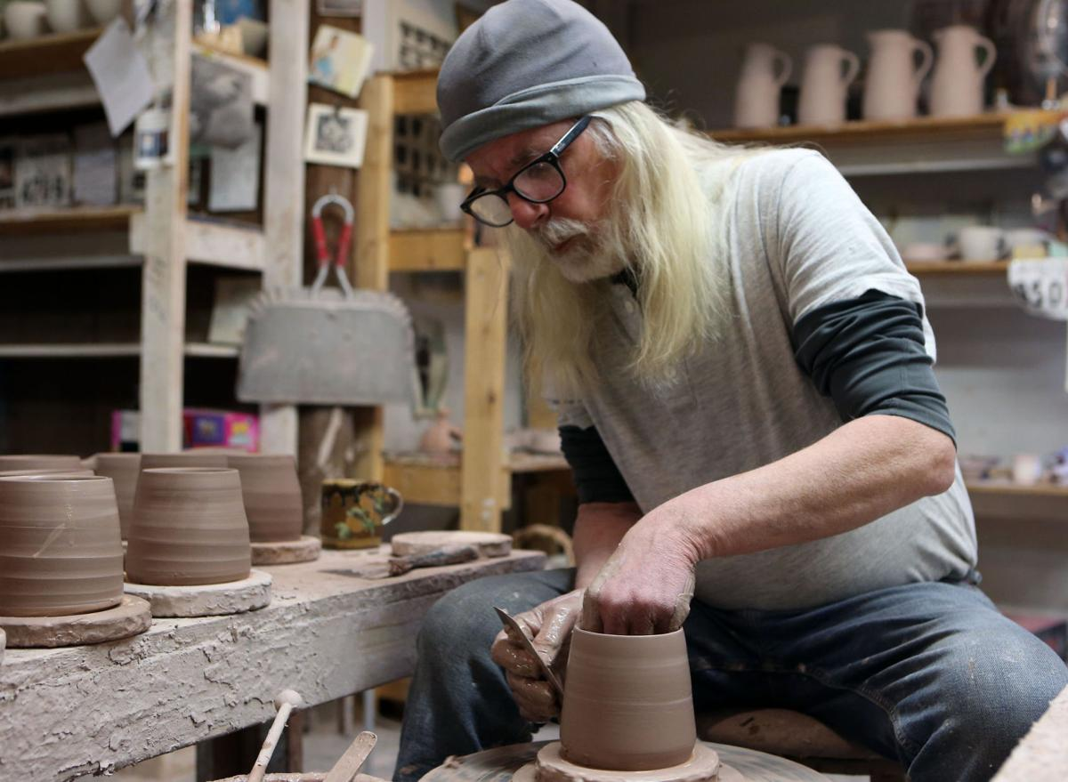Wheaton Arts Potter