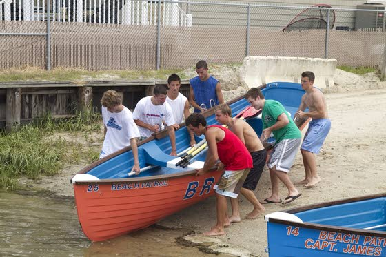 7613199c2a1 Rookie boot camp helps candidates pass Brigantine s lifeguarding test