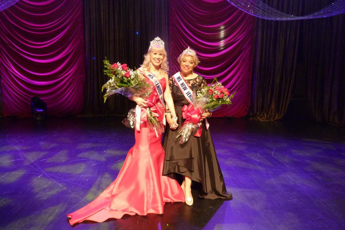 Ms Senior America and Ms New Jersey Senior America