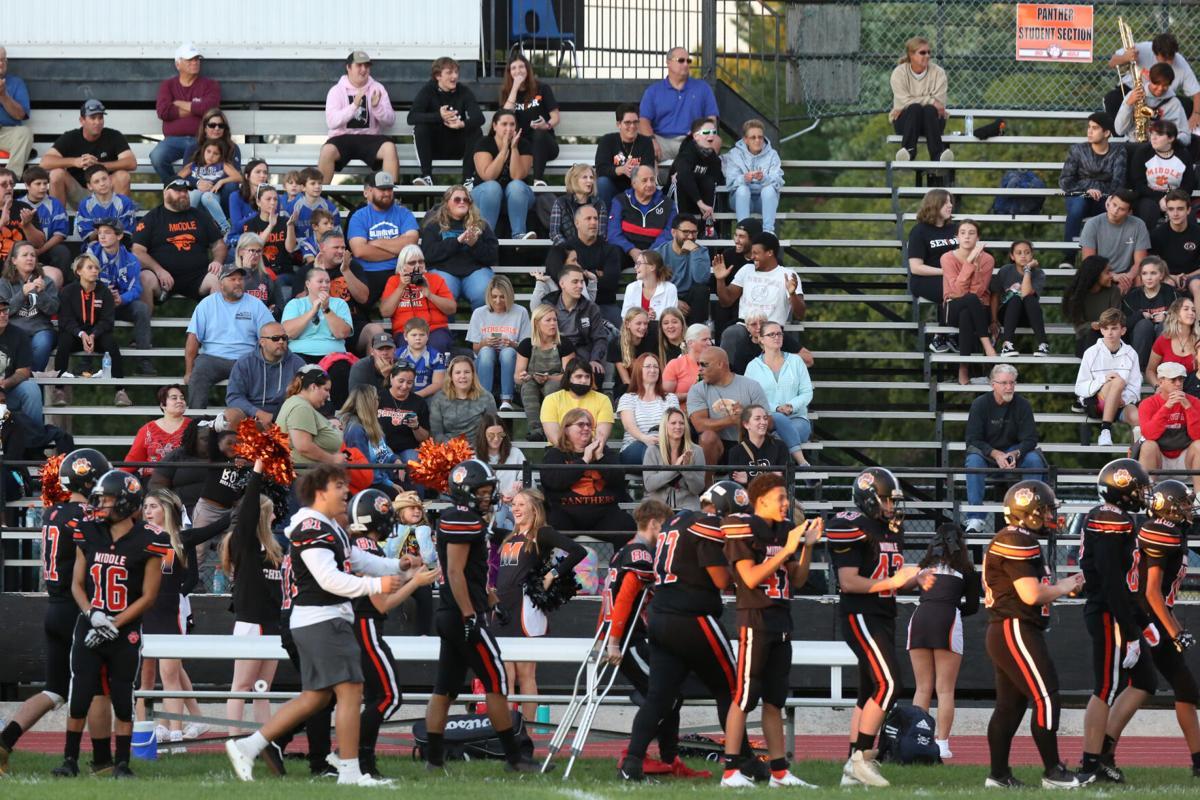 Cumberland Middle Football