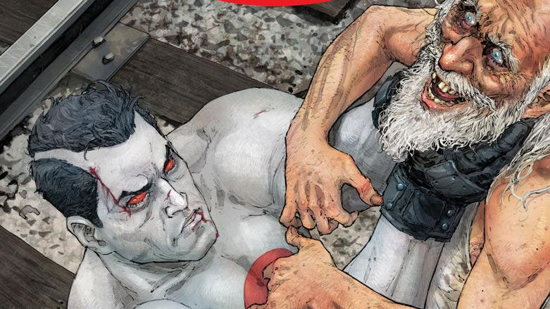 Preview art of Valiant's 'Bloodshot Salvation' #3, out Nov. 15