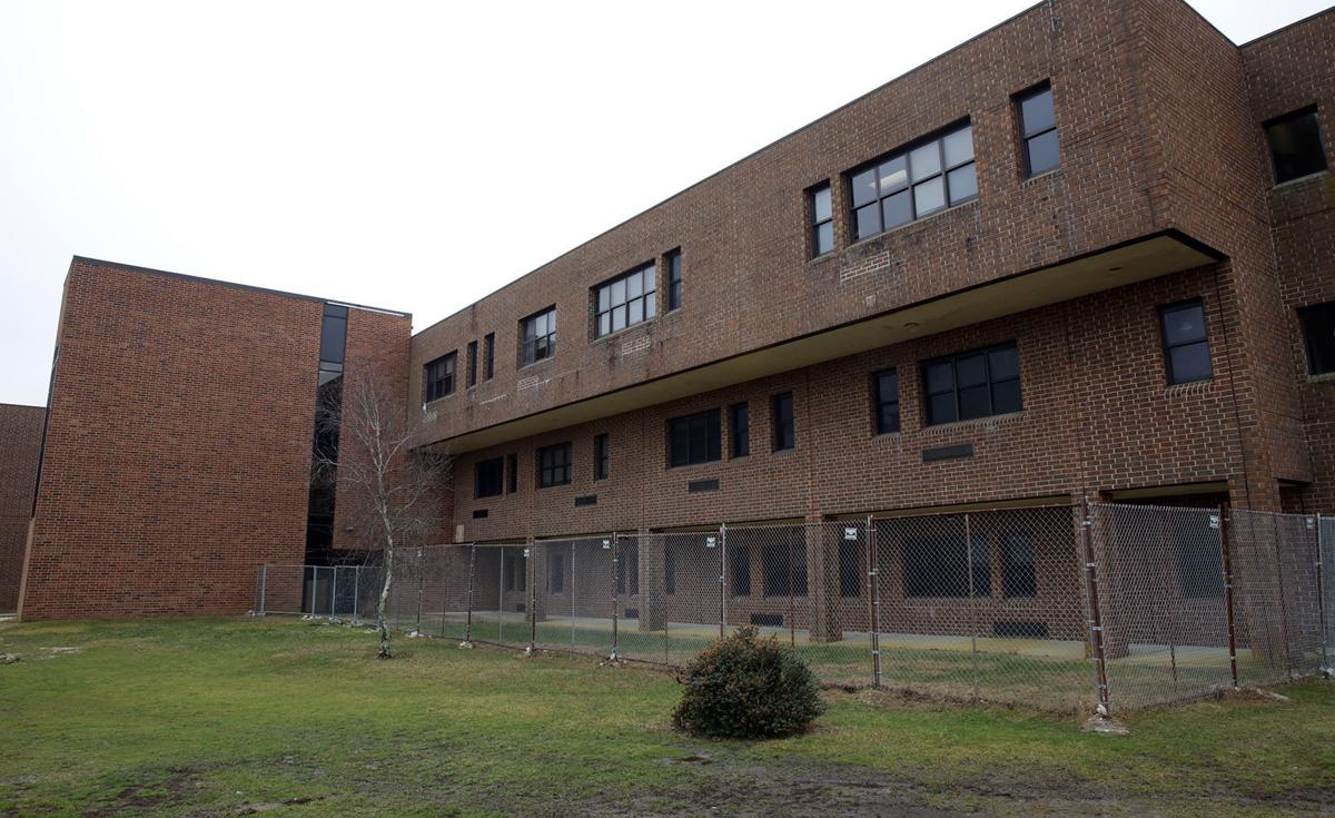 Old building issues at Pinelands Regional High School