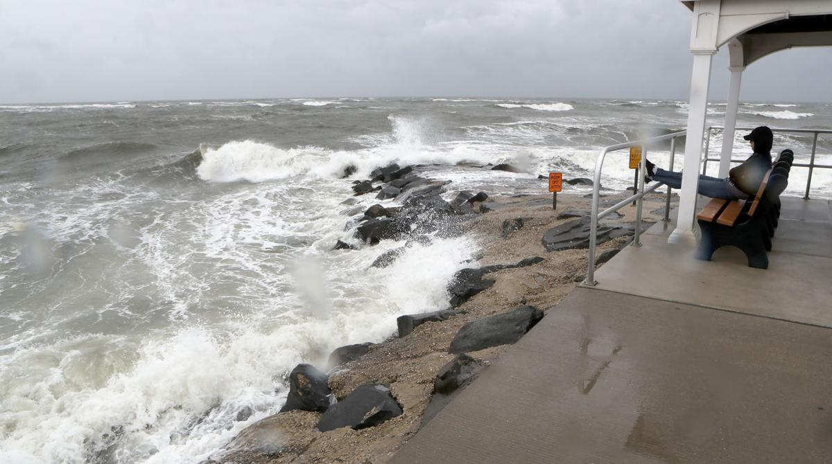 Rough Surf Storm