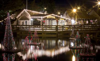 Christmas Events In Nj.Smithville Holiday Light Show Begins Events