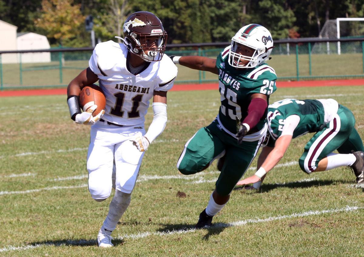 Cedar Creek VS Absegami football