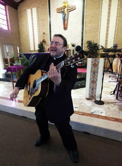 Rocking the gospel