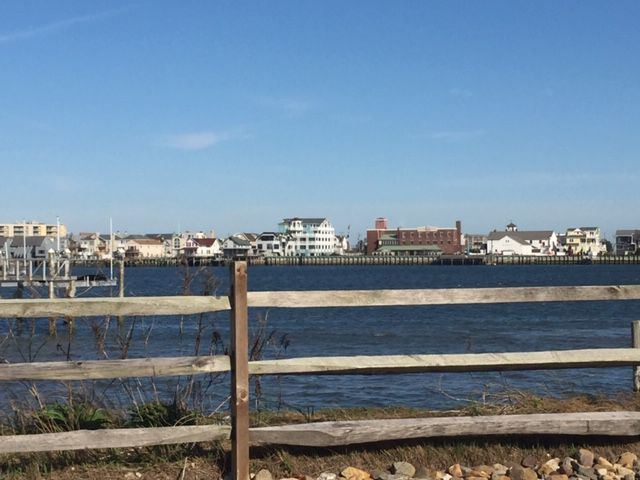 View from Seaview Harbor over to Longport