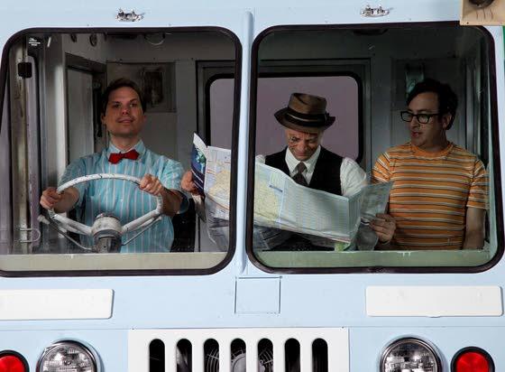 Ambitious, gonzo Web series 'Backwash' mixes mania, celeb cameos