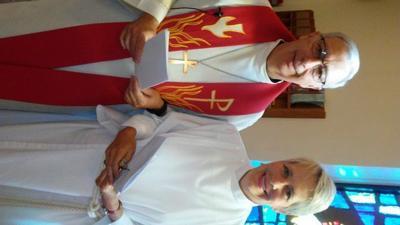 Saint John's welcomes new pastor