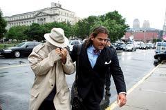Van Pelt met five times with FBI witness