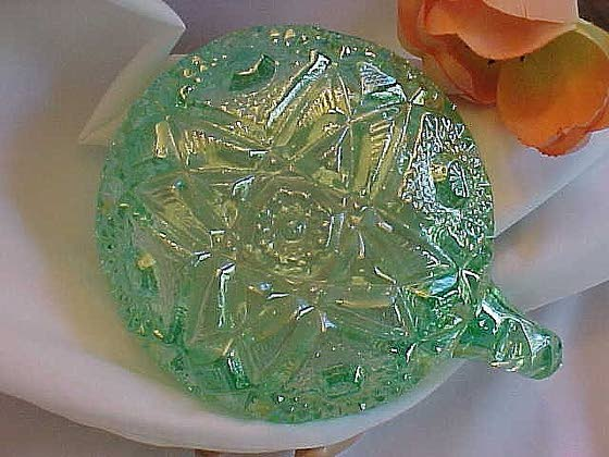 Antiques & Collectibles: Age affects value of imperial glass nappy