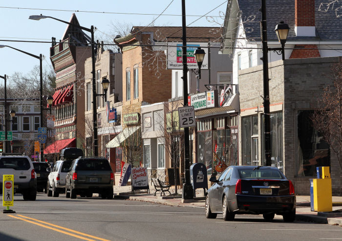 Hammonton Downtown