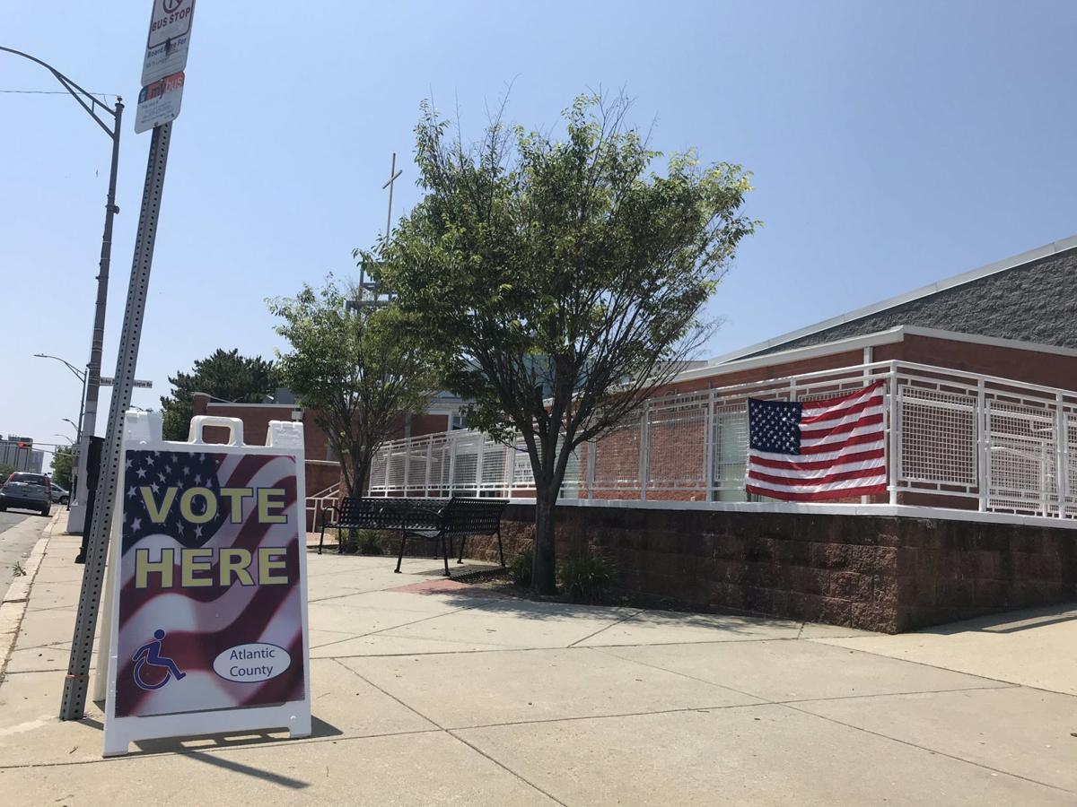 Atlantic City primary election