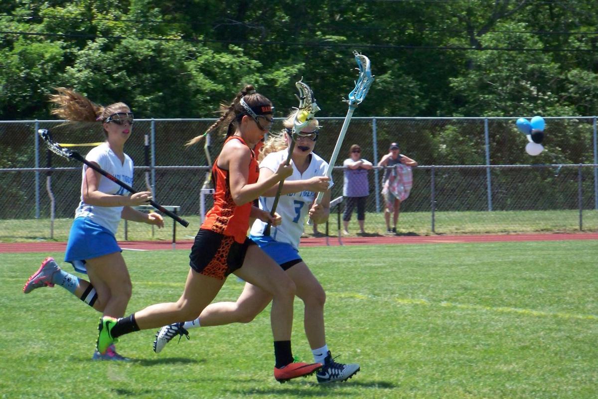 Barnegat Lower girls lacrosse