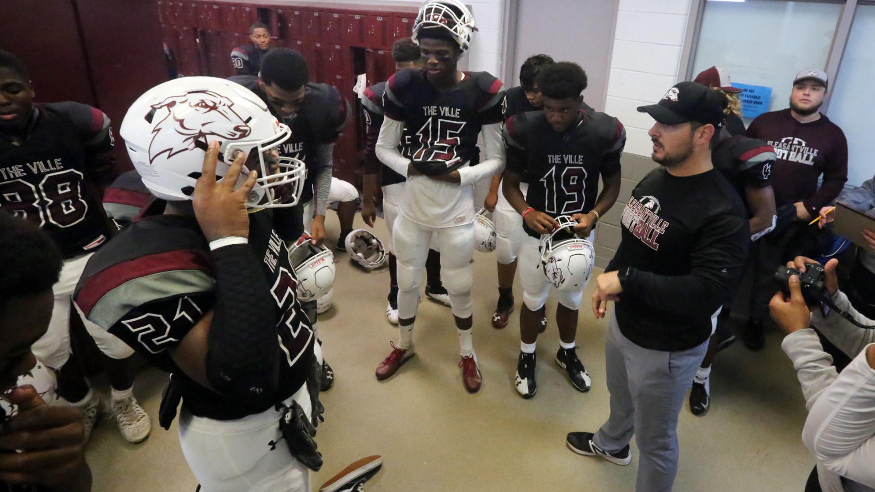 New High School Football Coaches Missing Training Time High School Pressofatlanticcity Com