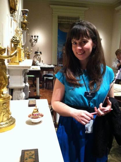 Cape tea set expert's skills  help oversee   air museum