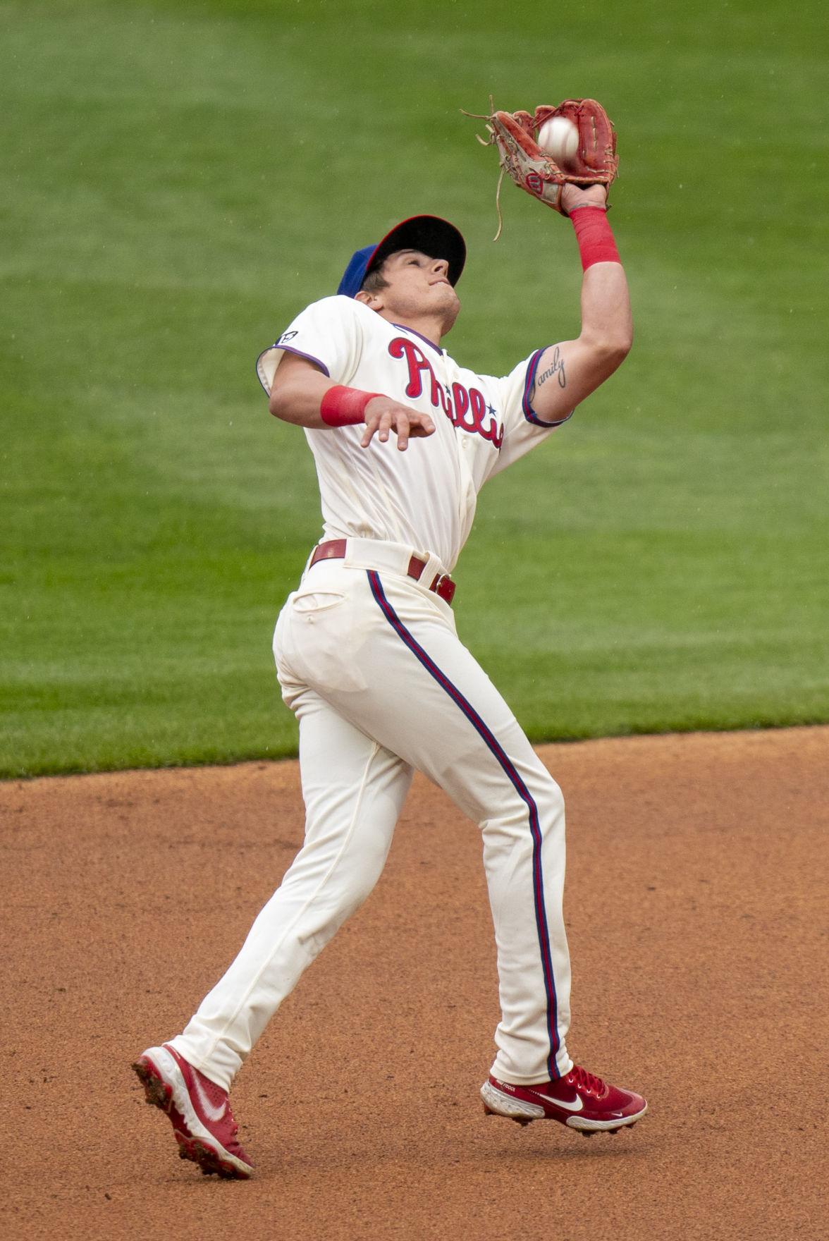 Giants Phillies Baseball