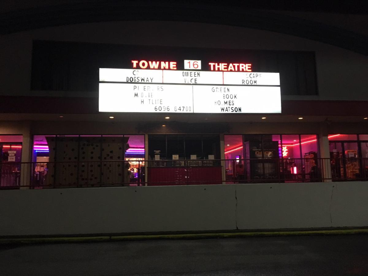Frank Theatres Says Towne 16 To Reopen With New Name Look Business Pressofatlanticcity Com