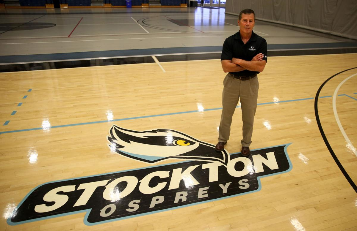Kevin McHugh Stockton AD
