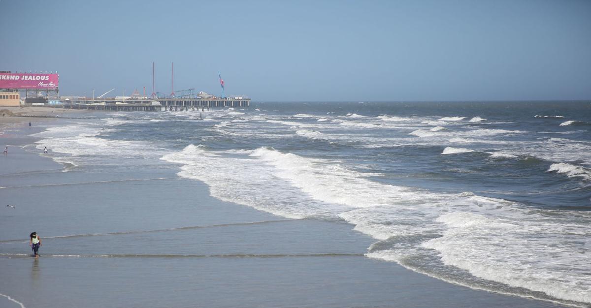Atlantic City Coast