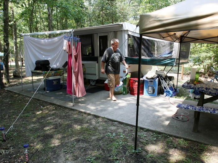 South Jersey Campgrounds Offer Patrons Chance For A Rustic