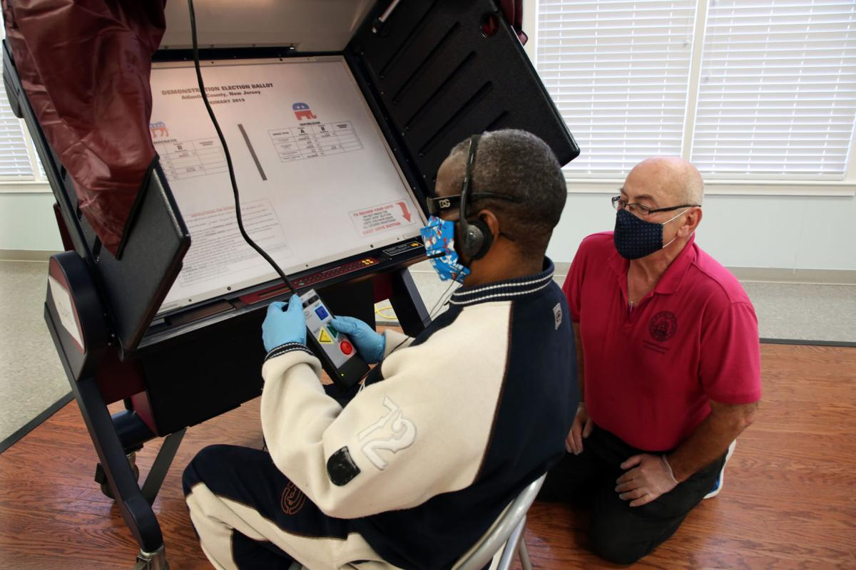 Blind voting