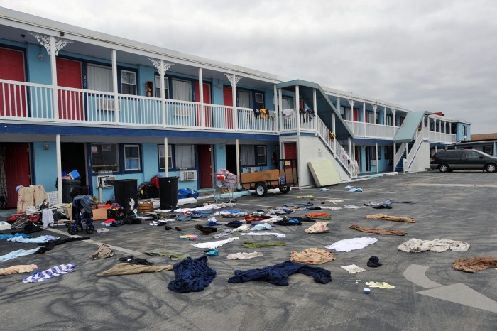 Poor West Atlantic City Motel Residents Displaced By Sandy Unlikely