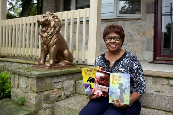 Despite late start, Pleasantville woman releases her third novel in three years