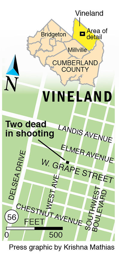 Vineland shooting 3-2015