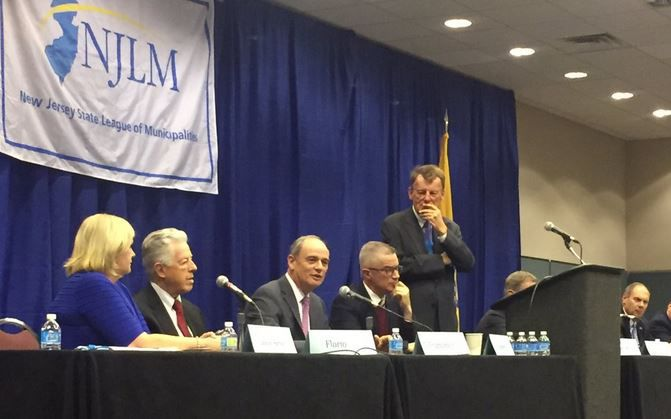 Christie panel debates governor's legacy