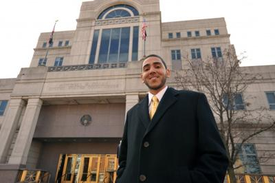 Atlantic City native becomes the first black editor of the Rutgers