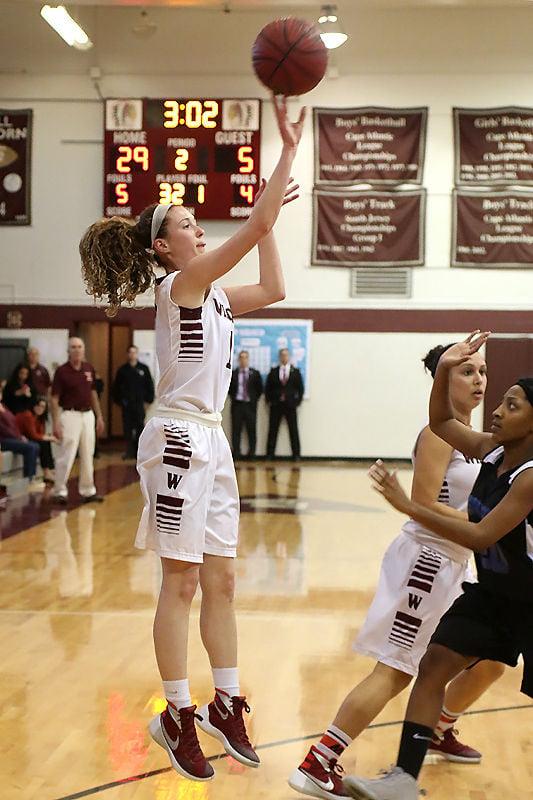 Wildwood High School Girls Basketball vs Salem