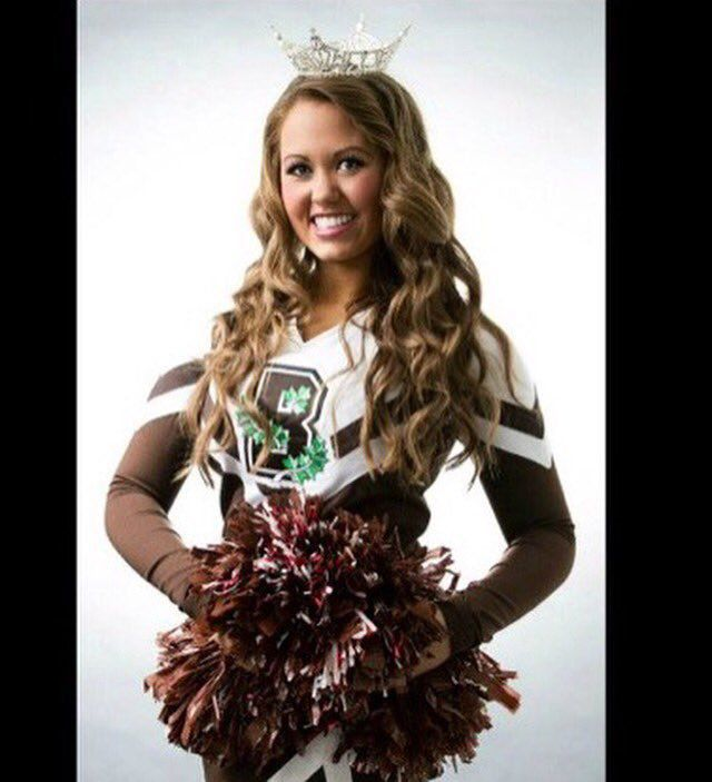 Miss North Dakota Twitter pic