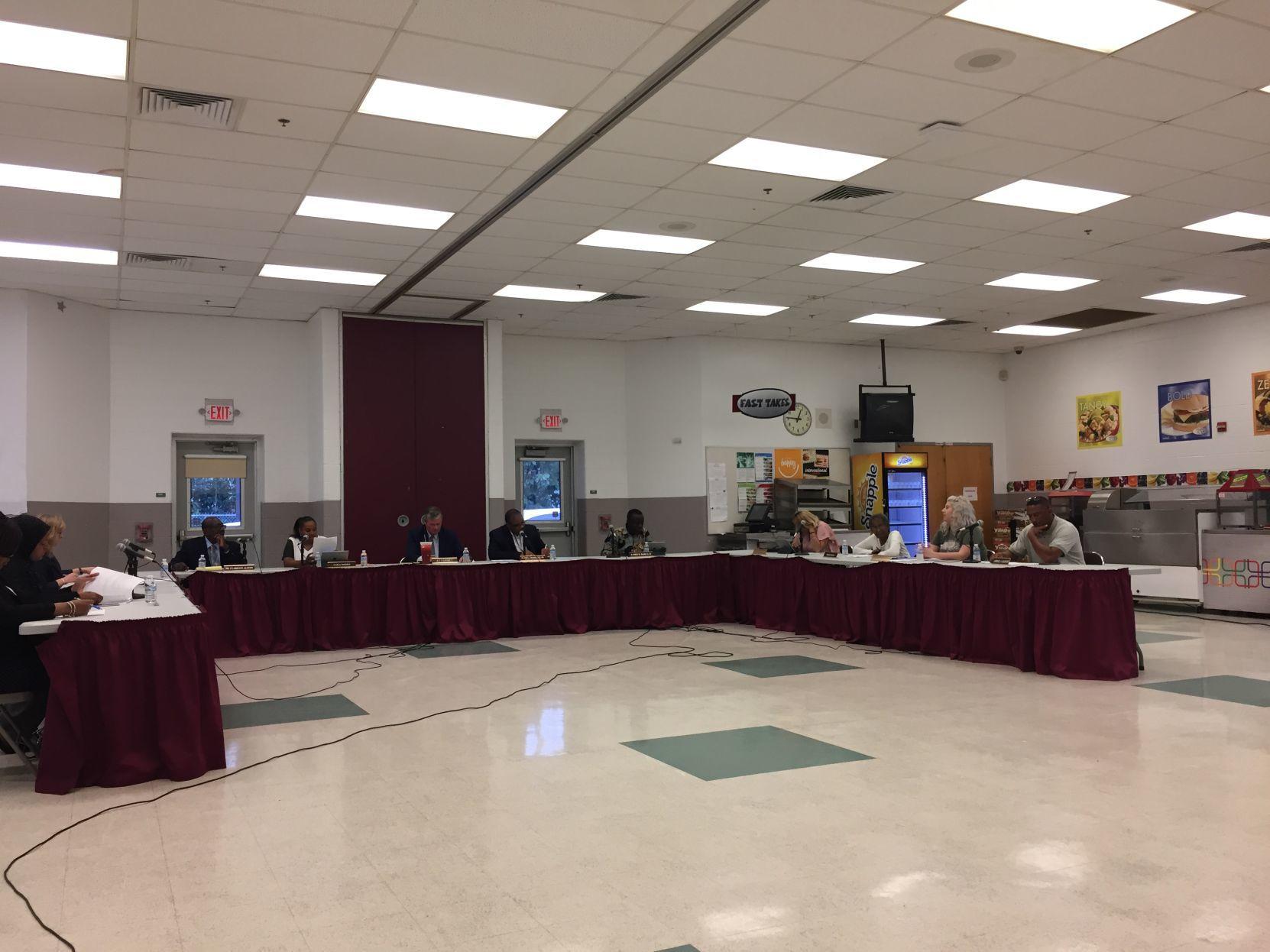 Pleasantville school board