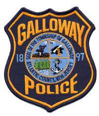 Galloway Police Blotter