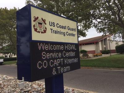 Coast Guard Training Center Cape May