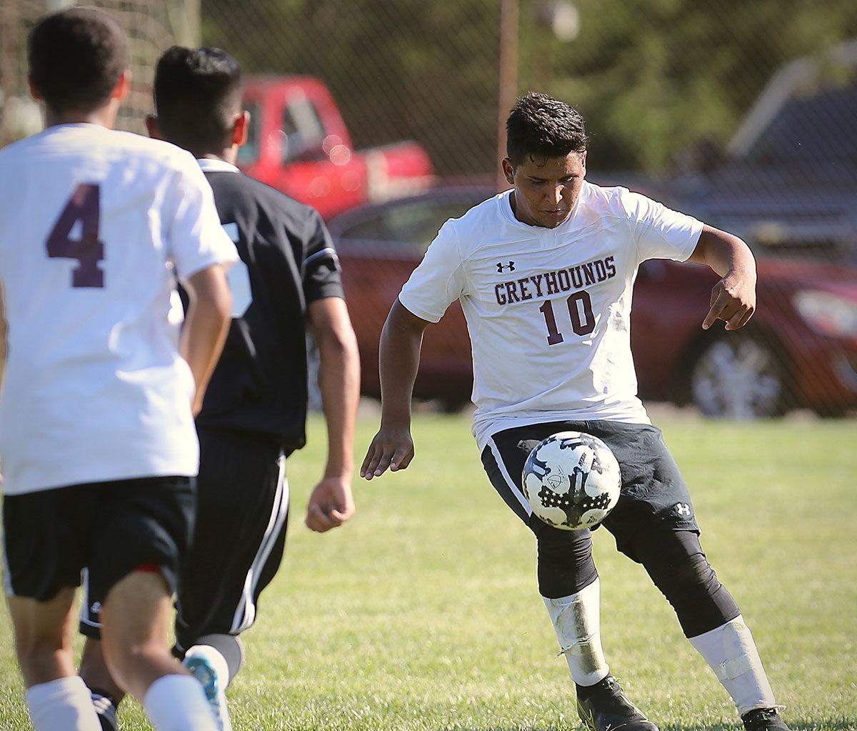David Gardner's hat trick leads Middle Township past