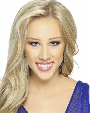 Miss North Dakota 2018 Katie Rachel Olson