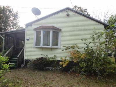 2 Bedroom Home in Pleasantville - $72,000