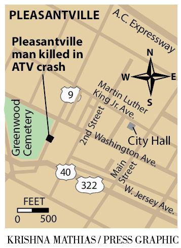 Pleasantville ATV fatal map 10-2018