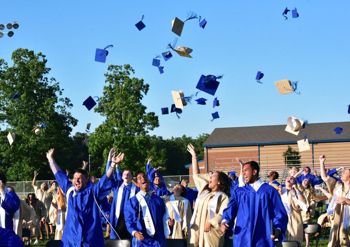Group at graduation