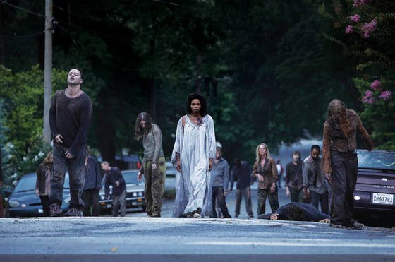 TV Review: AMC's new series is a bloody good time for zombie fans