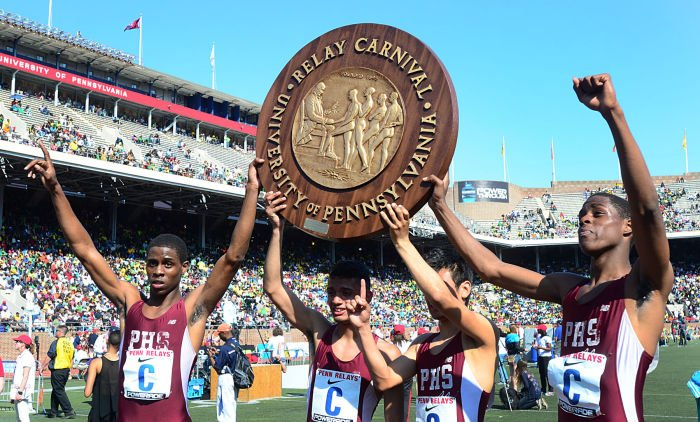 Pleasantville Penn Relays