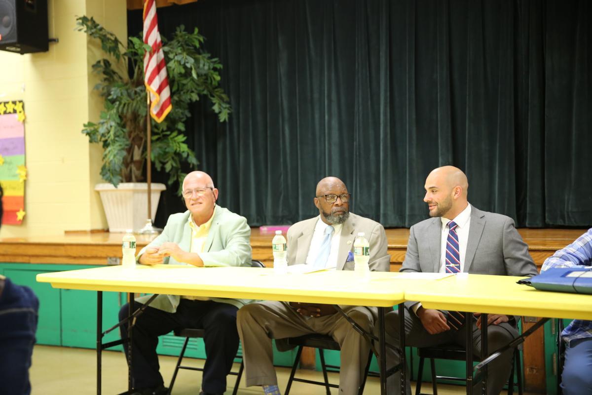 1st Ward candidates forum