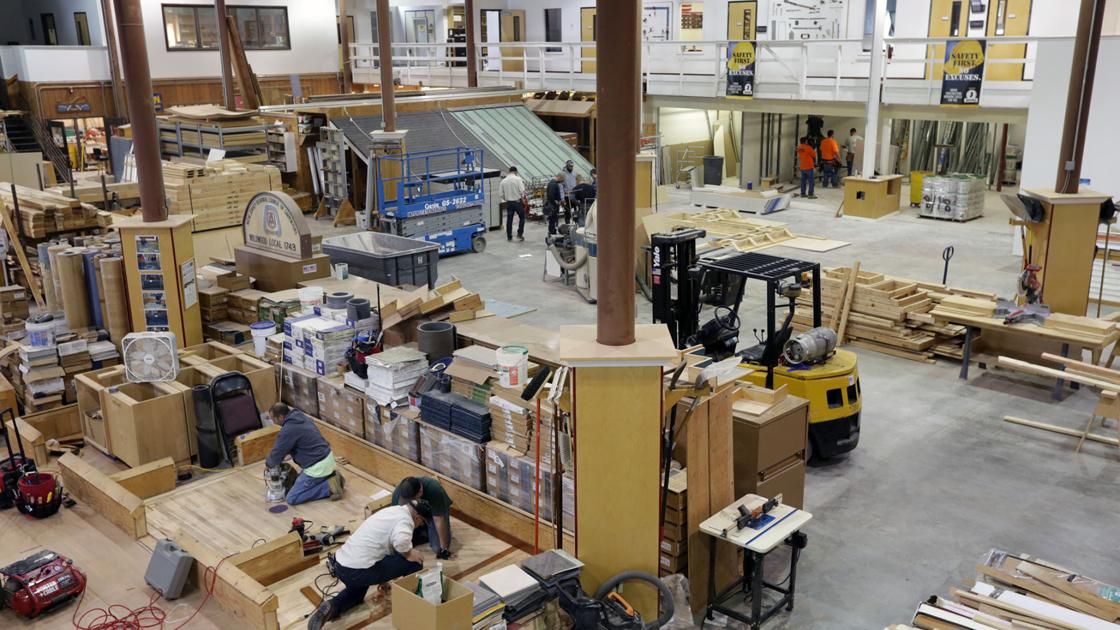 Carpenters Building Own Diversity Helped By Atlantic County